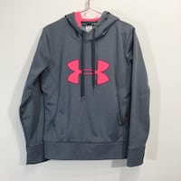 Under Armour Womens Hoodie Size Small Grey Clothing Fall Sweater