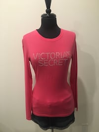 New bling logo Victoria's Secret top size S