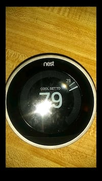 Newt 3rd Generation Learning Thermostat 2054 mi