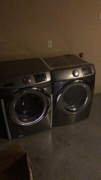 Samsung  Smart washer and dryer .. retail 1800  in stores now  Suitland, 20746