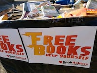 100's of free books College Park, 20740
