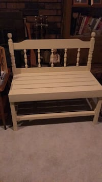 Small bench Choctaw, 73020