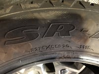 Truck tires for sale!!! 275-55-20  Denver, 80218