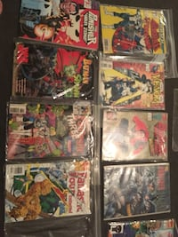 Older comic books Conway, 29526