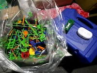 Bag of knex case motor and speaker Edmonton, T5R 0Z5