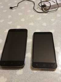 Due smartphone black android