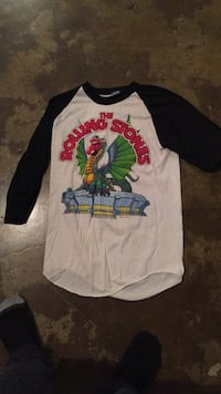 Shirt The rolling stones Dallas, 75226