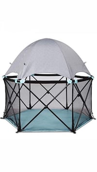Playpen with canopy  Bakersfield, 93309