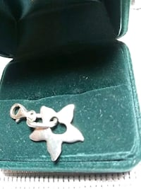 Star and heart clip on charm Guelph, N1E 4C1