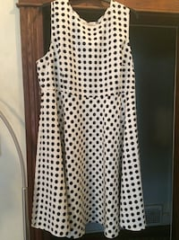Polka dot dress  Kansas City, 64111