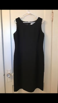 JONES STUDIO BLACK DRESS size 12 Malden, 02148