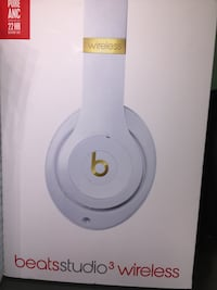 Dr dre beats studio 3 wireless headphones Chantilly, 20151