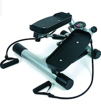 Bally total fitness twist stepper