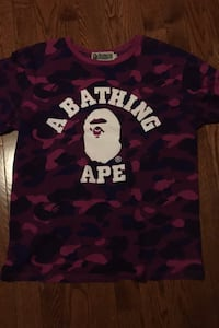 Bathing Ape shirt Toronto, M2N 1B5