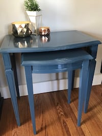 Refurbished Nesting Tables Calgary, T2T 1K1