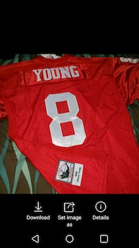 1979 steve young authentic throwback