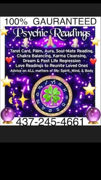 Psychic reading Cambridge
