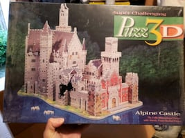 Unopened Jigsaw Puzzles