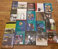 Police Foundations/Studies Books Barrie, L4N 5X6