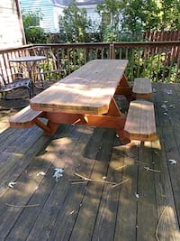 Picnic Table Large