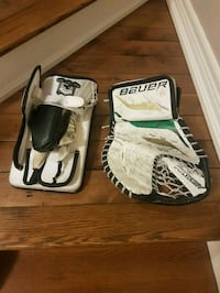 Bauer kids youth hockey goalie glove only Vaughan, L6A 0Y7