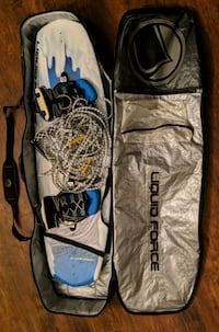 LiquidForce Evo 134 Wakeboard and Accessories Fairfax, 22030
