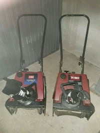 2 Toro snowblowers Oak Lawn, 60453
