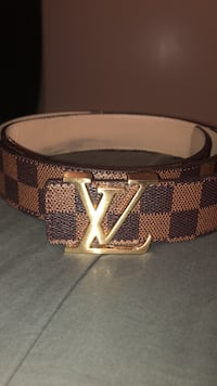 Luis Vuitton belt size 50/125 Burnaby, V5G 1M7