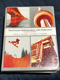 Technical Mathematics with Calculus Textbook Brant, N3T