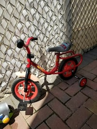 Disney CARS toddler bicycle
