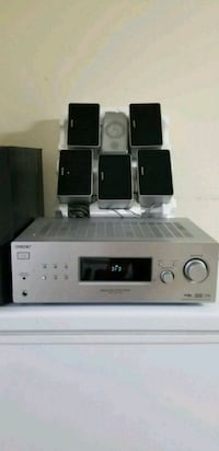 Sony surround sound system with subwoofer  Augusta, 30906