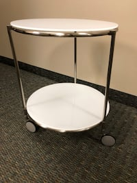 round white and black table Chandler, 85224