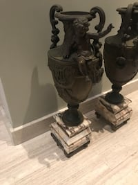 Antique Vases from the 18th century