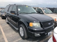 """2004 Ford Expedition A/C Heat 5.4 18"""" Wheels Sunroof Leather Houston"""