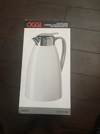 OGGI thermal vacuum carafe