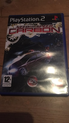 sony ps2 carbom