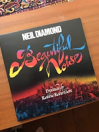 Beautiful Noise by Neil Diamond vinyl album record Markham, L3P 6G6