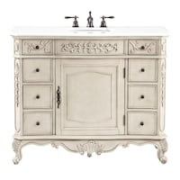 Home Decorators Collection Winslow 45 In. Vanity BRAND NEW Plantation