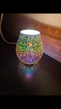 3D Glass Electric Scent Candle Warmer Mississauga, L5R 1P5