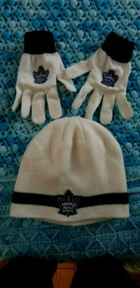 Toronto Maple Leafs Beanie and Gloves Toronto, M8Y 3K4