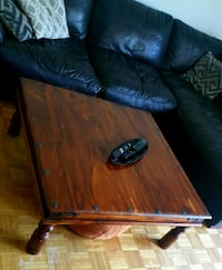 Gorgeous solid wood Marina coffee table Côte Saint-Luc, H4W 1T2