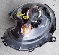[PHONE NUMBER HIDDEN] 3 mini cooper driver side headlamp South Gate, 90280