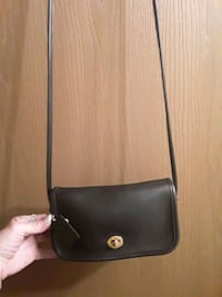 Authentic Coach Cross Over Bag