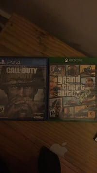 Won't find these both games for this price anywhere else Enfield, 06082