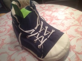 Pet bed. Sneaker shaped. John Bartlett. New with tags