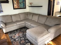 Sectional Couch Norwood