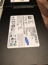 SSD's 256GB Centreville, 20120