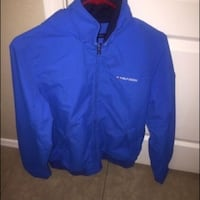 blue zip-up hoodie Whitby, L1P 1W8