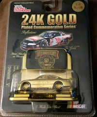 Derrick Cope #30 Gumout 24K Gold Plated  Mansfield, 76063
