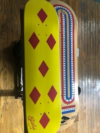 Skate decks for sale brand new one gripped one not  Toronto, M5T 1J8